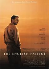 英国病人海报