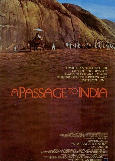 印度之行海报