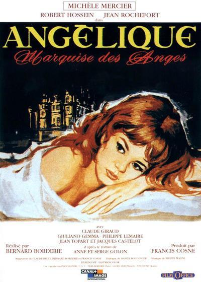 安琦丽珂1:天使们的侯爵夫人海报