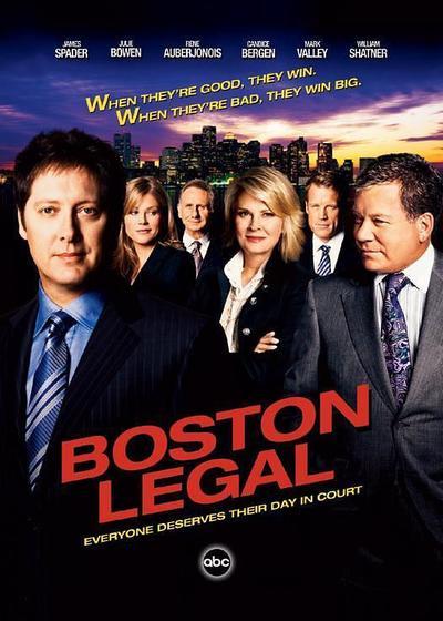 波士顿法律 第二季海报