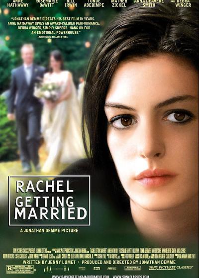 蕾切尔的婚礼海报