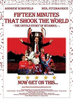 震惊世界的15分钟海报