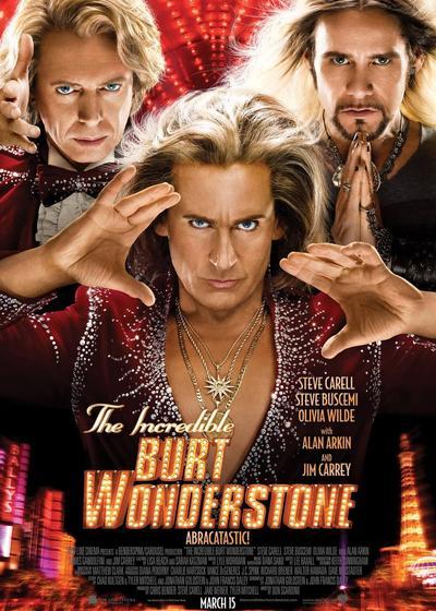 超级魔术师海报