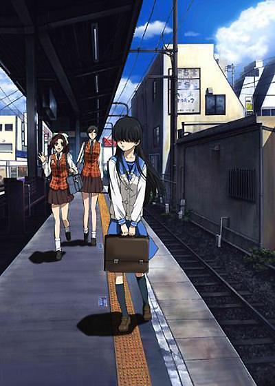 电波系彼女OVA2:幸福游戏海报
