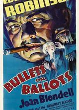 子弹与选票海报