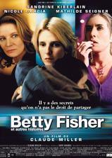 贝蒂·费希尔海报