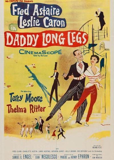 长腿叔叔海报