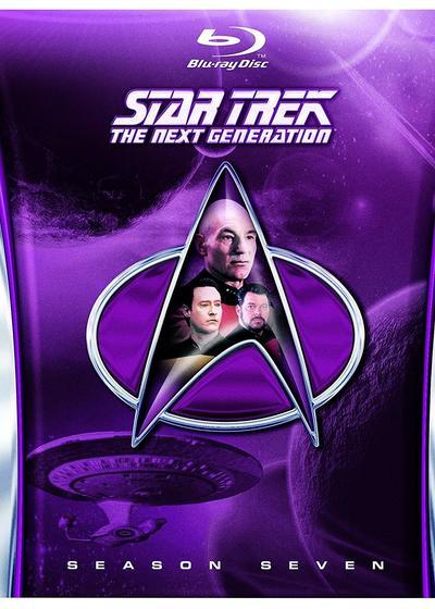 星际旅行:下一代 第七季海报