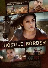 敌对边境海报