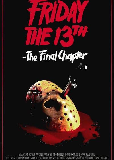 十三号星期五:终结篇海报