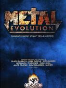 金属进化:重金属音乐发展史