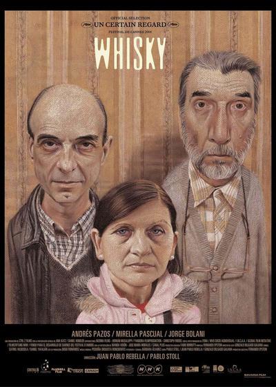 威士忌海报