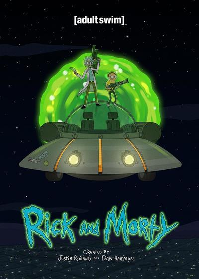 瑞克和莫蒂 第四季海报