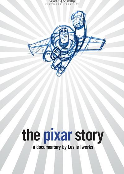 皮克斯的故事海报