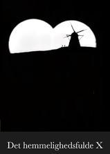 神秘的X海报