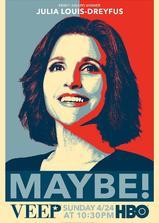 副总统 第五季海报