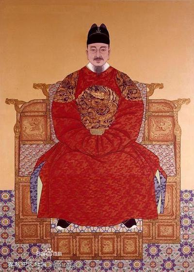 朝鲜王朝五百年海报