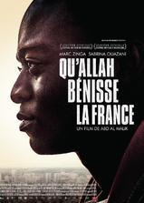 愿真主保佑法国海报
