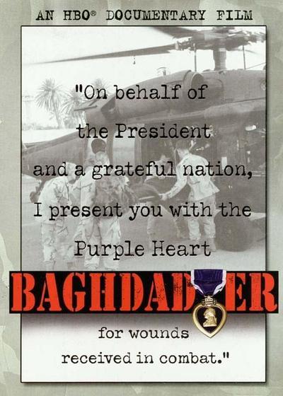 巴格达急诊室海报