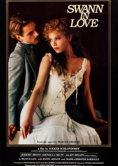 斯万的爱情海报