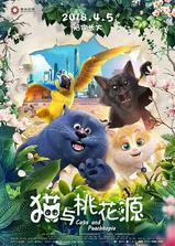 猫与桃花源海报