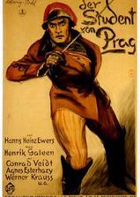 布拉格的大学生海报