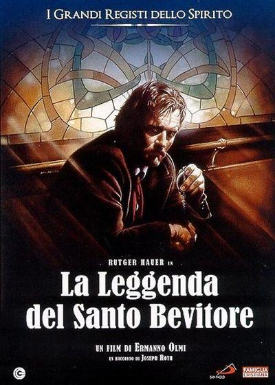 圣洁酒徒的传奇海报