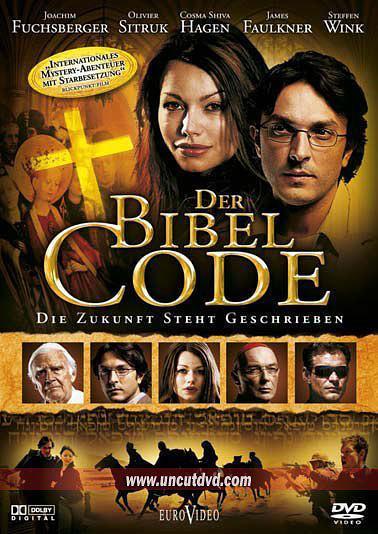 圣经密码海报
