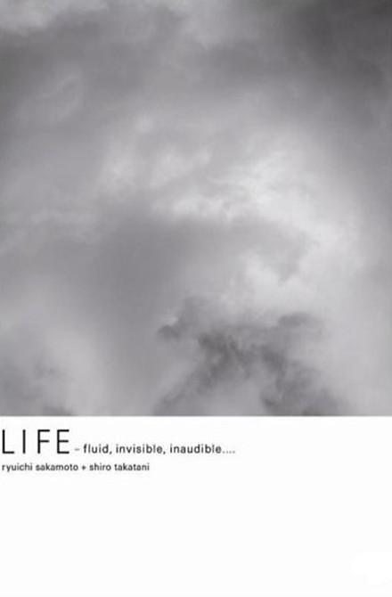 生命=流动,不可见,不可闻…