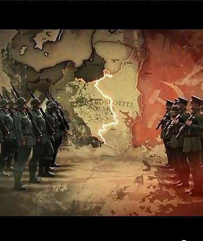 动画版波兰史海报