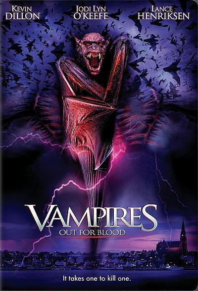吸血鬼倾巢而出