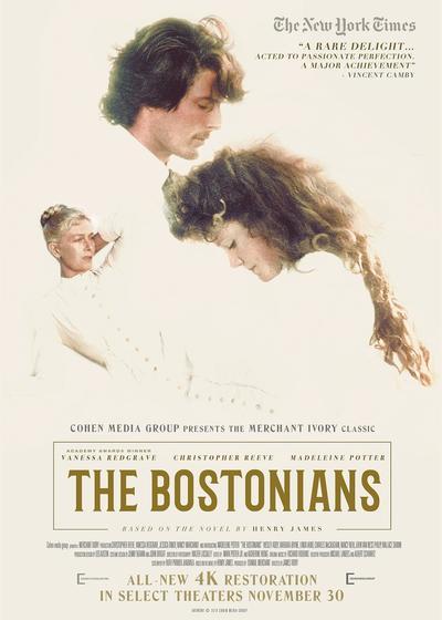 波士顿人海报