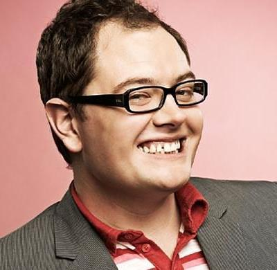 Alan Carr: Chatty Man海报