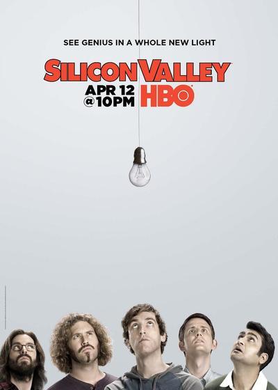 硅谷 第二季海报