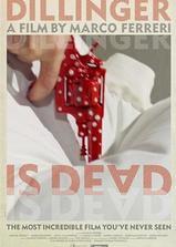 迪林格尔之死海报