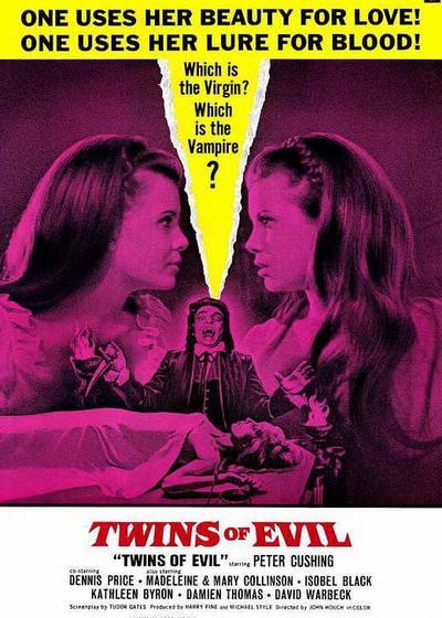 魔鬼双胞胎海报