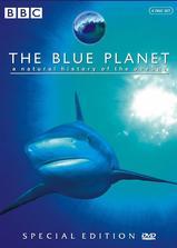 蓝色星球海报