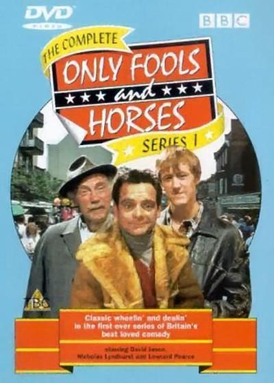 只有傻瓜和马 第一季海报