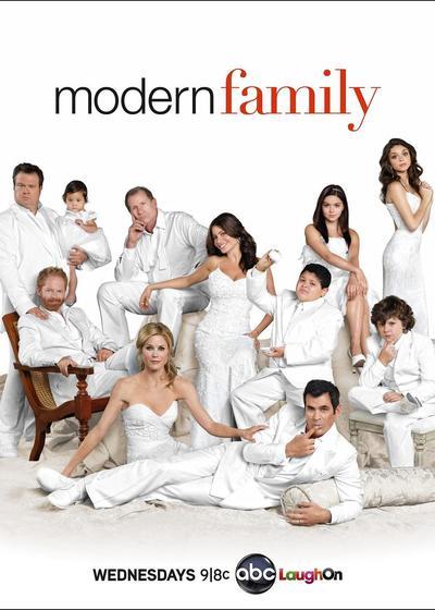 摩登家庭 第二季海报
