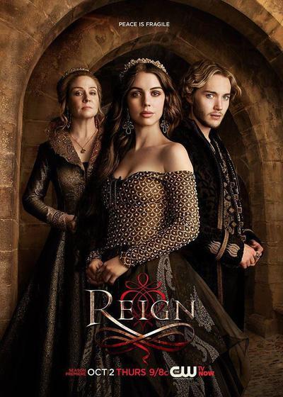 风中的女王 第二季海报