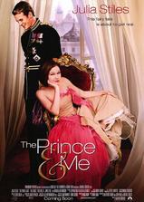 王子与我海报