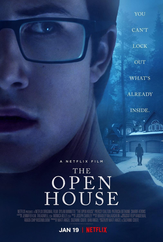 敞开的房子