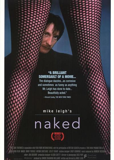 赤裸裸海报