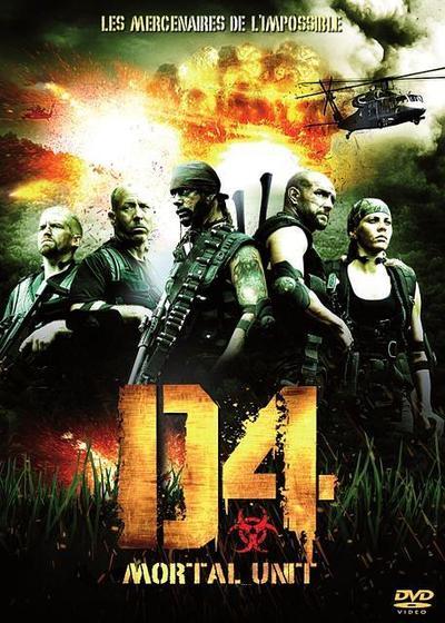 D4救援队海报