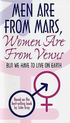 男人来自火星女人来自金星