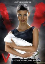 V星入侵  第二季海报