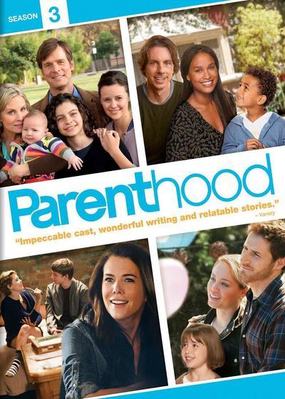 为人父母 第三季海报