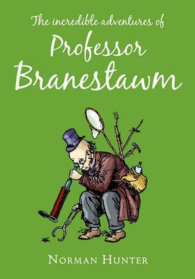 B教授的狂想之旅