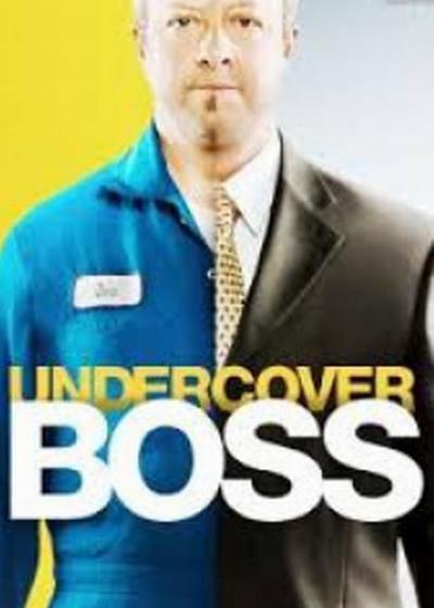 卧底老板 第一季海报