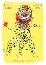 老虎之战海报